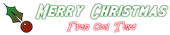 Font README Christmas Symbol Logo Preview