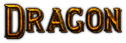 Font README Dragon Logo Preview