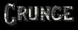 Font README Grunge Logo Preview