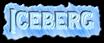 Font README Iceberg Logo Preview