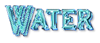 Font README Water Logo Preview