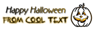 Font RX Halloween Symbol Logo Preview