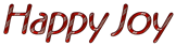Font RX Happy Joy Logo Preview