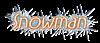 Font RX Snowman Logo Preview