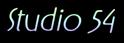 Font RX Studio 54 Logo Preview