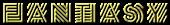 Font Radio Fantasy Logo Preview