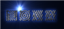 Font Radio Nova Logo Preview