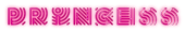 Font Radio Princess Logo Preview