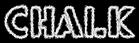 Font Rafika Chalk Logo Preview