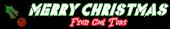 Font Rafika Christmas Symbol Logo Preview