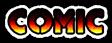 Font Rafika Comic Logo Preview