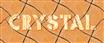 Font Rafika Crystal Logo Preview