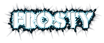 Font Rafika Frosty Logo Preview