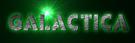 Font Rafika Galactica Logo Preview