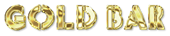 Font Rafika Gold Bar Logo Preview