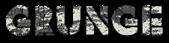 Font Rafika Grunge Logo Preview