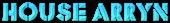 Font Rafika House Arryn Logo Preview