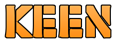 Font Rafika Keen Logo Preview