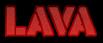 Font Rafika Lava Logo Preview