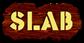 Font Rafika Slab Logo Preview
