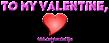 Font Rafika Valentine Symbol Logo Preview