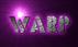 Font Rafika Warp Logo Preview