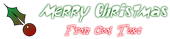 Font Ren And Stimpy Christmas Symbol Logo Preview