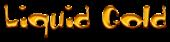 Font Ren And Stimpy Liquid Gold Logo Preview