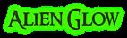 Font Ringbearer Alien Glow Logo Preview