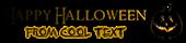 Font Ringbearer Halloween Symbol Logo Preview