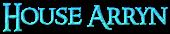 Font Ringbearer House Arryn Logo Preview