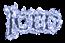 Font Ringbearer Iced Logo Preview