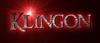 Font Ringbearer Klingon Logo Preview