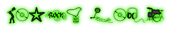 Font Rockstar 2.0 Alien Glow Logo Preview