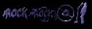 Font Rockstar 2.0 Felt Logo Preview