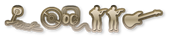 Font Rockstar 2.0 Glossy Logo Preview