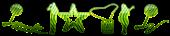 Font Rockstar 2.0 Grinch Logo Preview