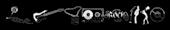 Font Rockstar 2.0 Gunmetal Logo Preview