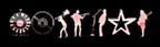Font Rockstar 2.0 Plastic Logo Preview