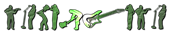 Font Rockstar 2.0 Starburst Logo Preview