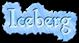 Font Romeo Iceberg Logo Preview