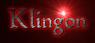 Font Romeo Klingon Logo Preview