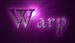 Font Romeo Warp Logo Preview
