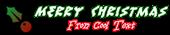 Font Ruinik Christmas Symbol Logo Preview