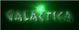 Font Ruinik Galactica Logo Preview