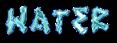 Font Ruinik Water Logo Preview