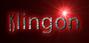 Font Runy-Tunes Klingon Logo Preview