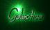 Font SF Burlington Script Galactica Logo Preview