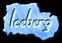 Font SF Burlington Script Iceberg Logo Preview