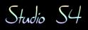 Font SF Burlington Script Studio 54 Logo Preview